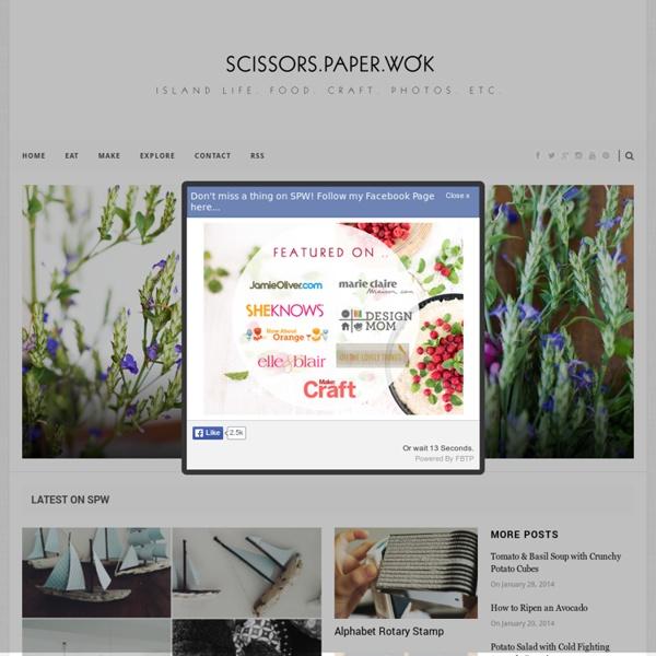 Scissors.paper.wok