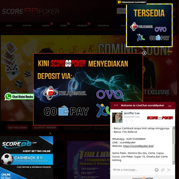 Score88poker: Daftar Situs Judi IDN Poker Online Terpercaya, IDNPLAY