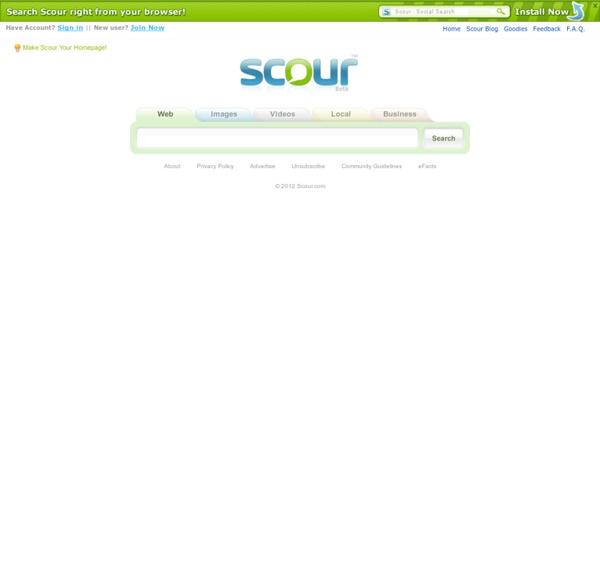 Scour - Search Socially