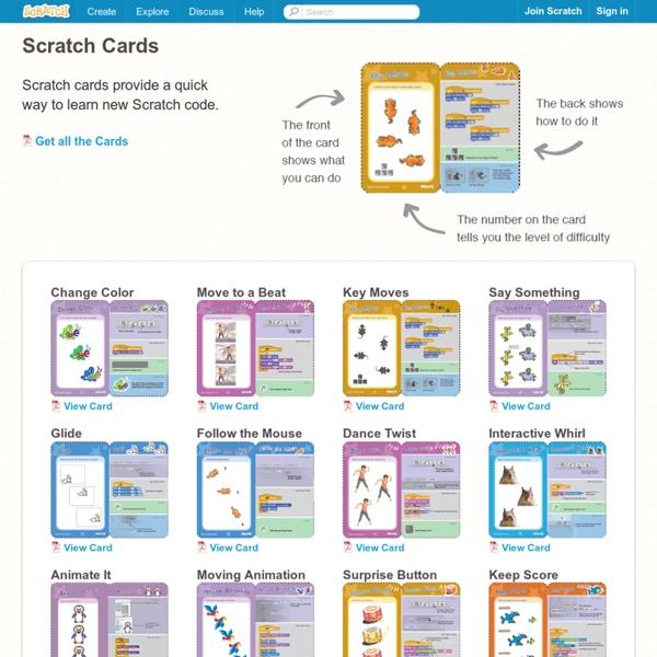 Scratch Help - Scratch Cards