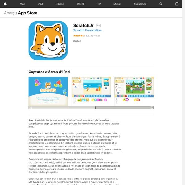 ScratchJr - App Store