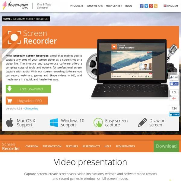 Screen Recorder: record screen or make screenshots free