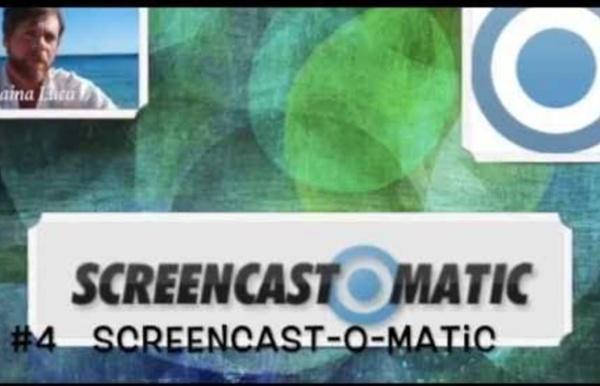 App per prof #4 SCREENCAST-O-MATIC (Videolezioni e tutorial)