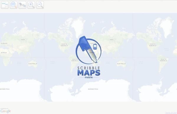 Mapa Escribible