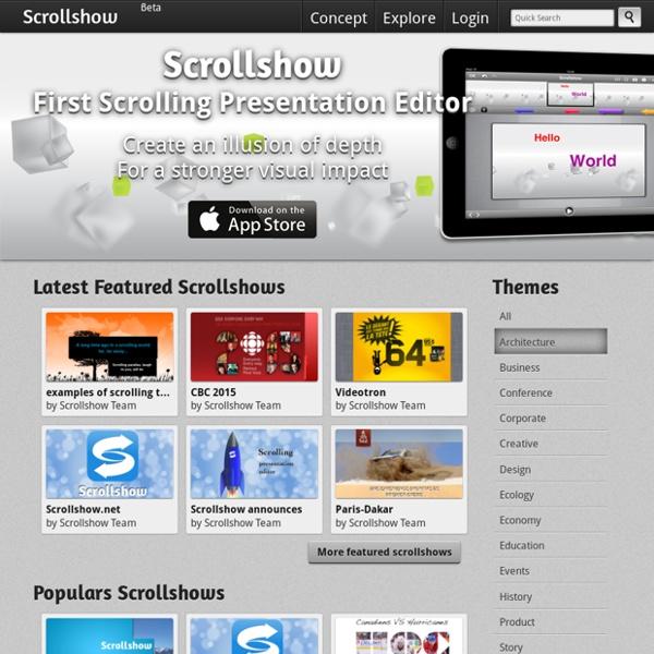 Scrollshow