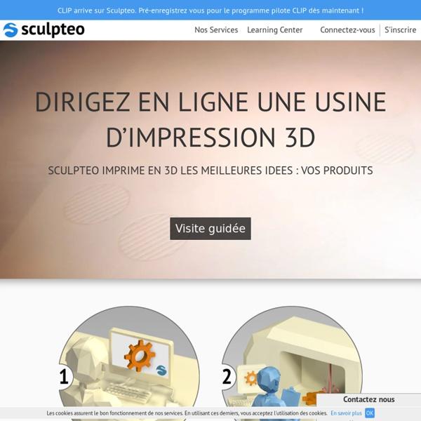 Votre design 3D devient réalité avec l'impression 3D