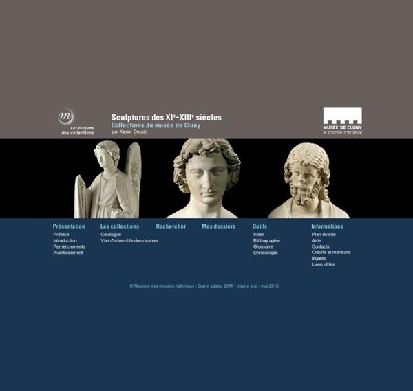 Sculptures du XIIIe siècle - Collections du musée de Cluny