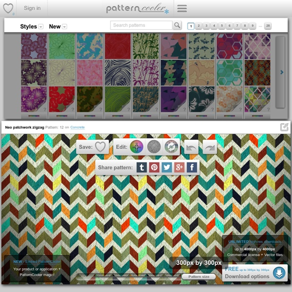 10,000s Cool FREE Seamless Patterns for Blogger and Twitter Backgrounds, Blog and Website Wallpapers