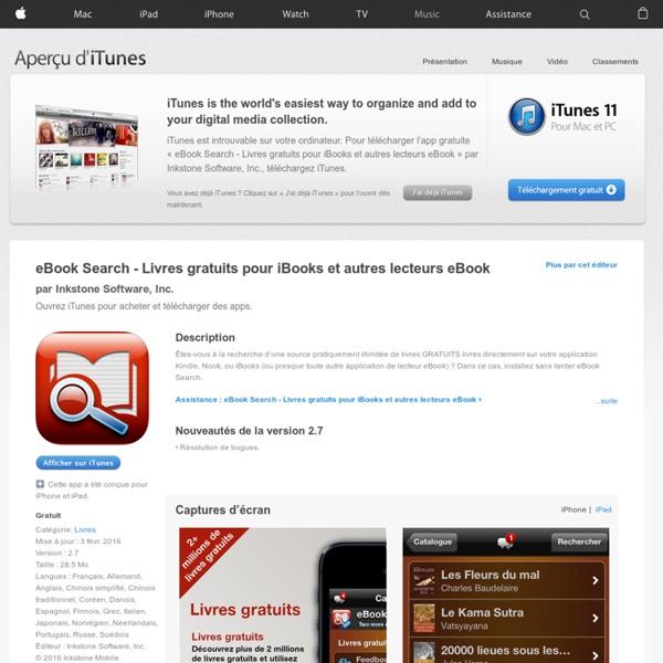 Application de lecteur de Kindle gratuit pour Android