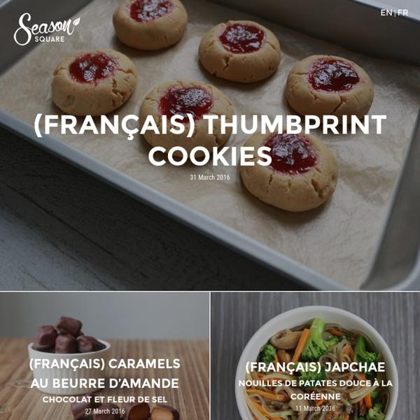 Season Square - Blog de recettes de cuisine vegan