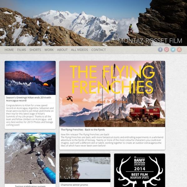 Home - SebMontaz.com Adventure Video Blog