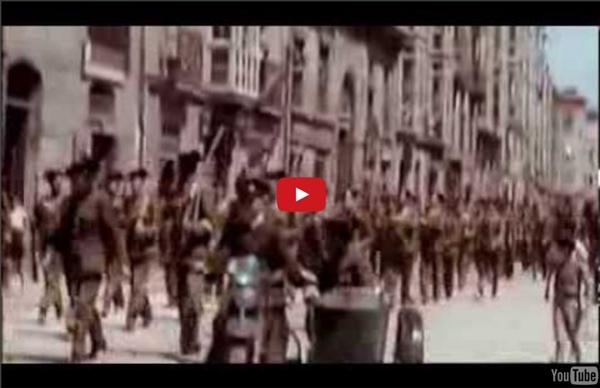 La seconde Guerre Mondiale en Couleur 01 sur 13 Le temps des dictatures