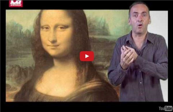 Vidéo: Quel est le secret du sourire de la Joconde?