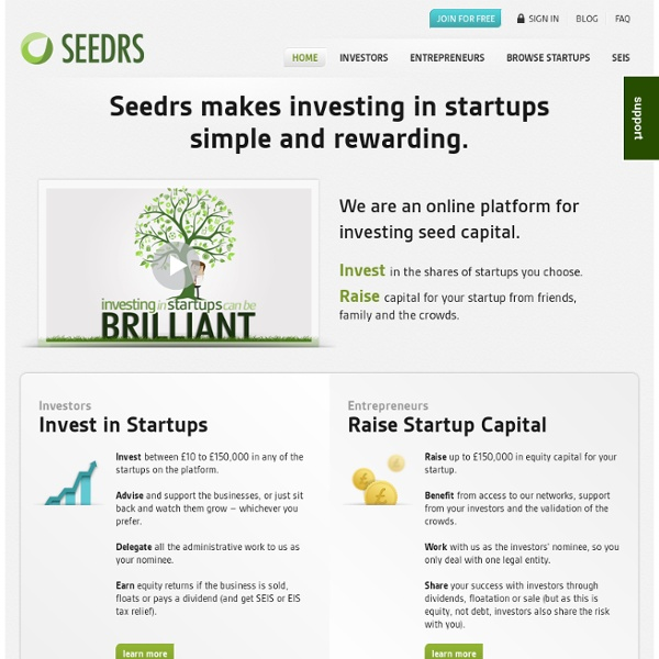 Equity Based Crowdfunding Platform