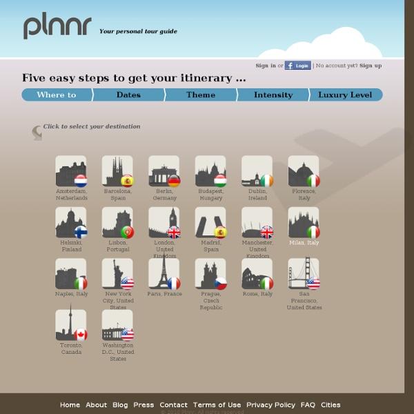 Reise guide digital
