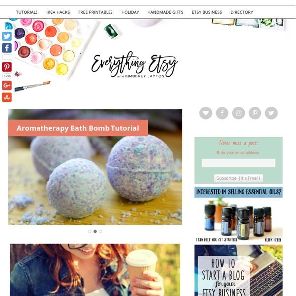 EverythingEtsy.com — Etsy Blog