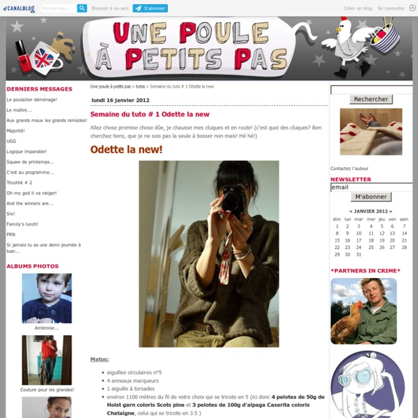 Odette la new