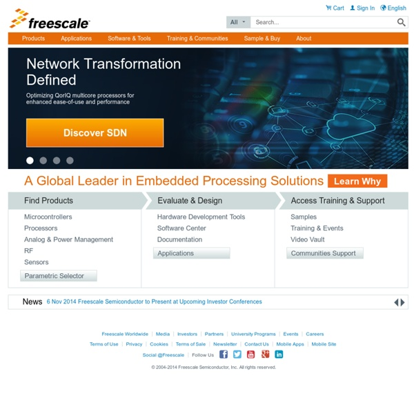 Embedded Processing Solutions