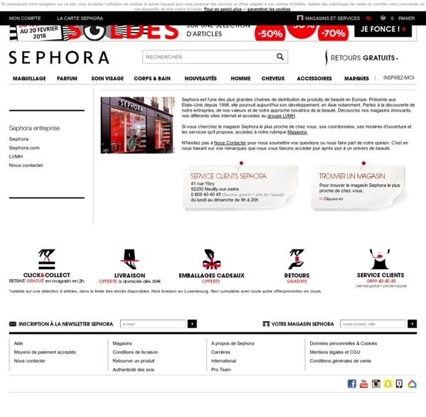 Sephora - Sephora Entreprise