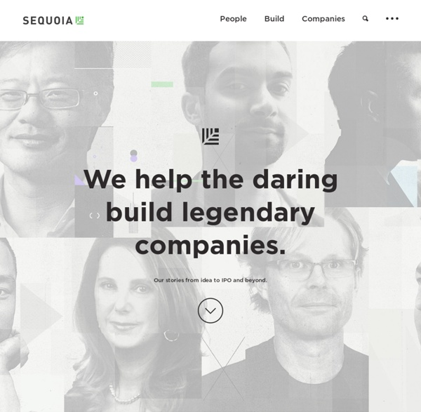 Sequoia Capital : Venture Capital : US