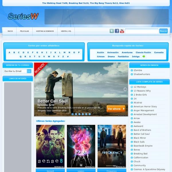 Series Subtituladas Online