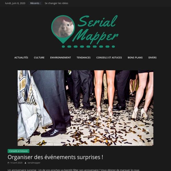 Serial Mapper