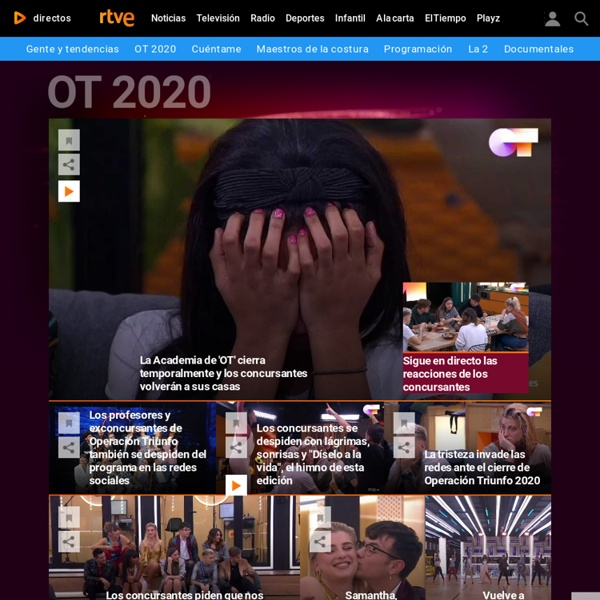 Series y programas de TVE online