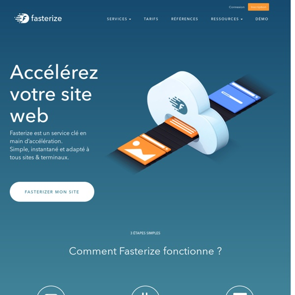 Accélérateur de sites web