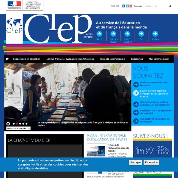 Au service du français et de l'éducation dans le monde