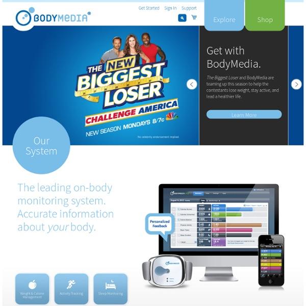 BodyMedia // Reach Your Health & Fitness Goals with BodyMedia FIT