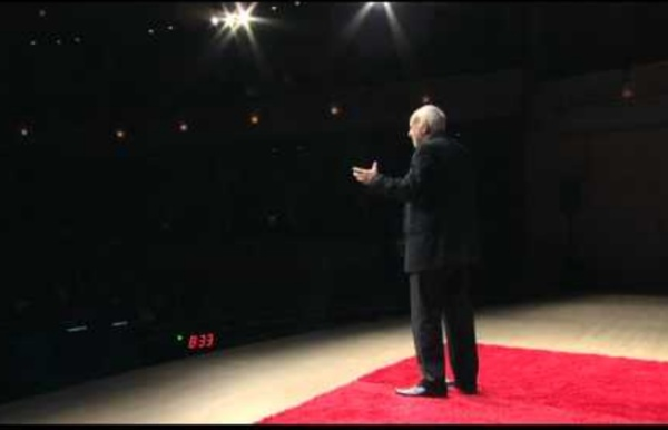 Shakespeare is everywhere: Christopher Gaze at TEDxVancouver