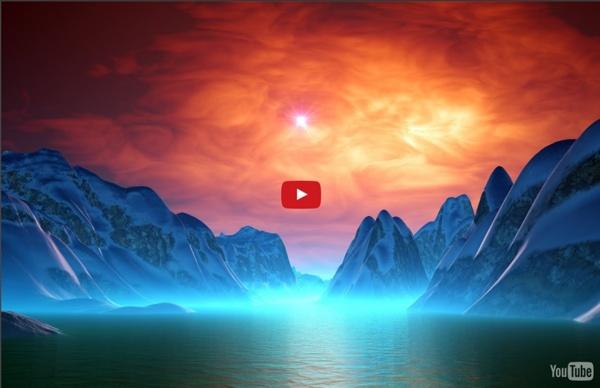 Deep Shamanic, Tibetan Meditation Music with 4.5Hz Theta Binaural Brainwaves. Total Peace 008