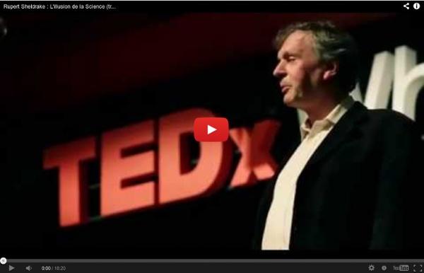 Rupert Sheldrake : L'illusion de la Science (traduit par l'INREES)