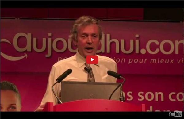 Dr Rupert Sheldrake - Résonance morphique et les champs d'organisation du corps et de l'esprit