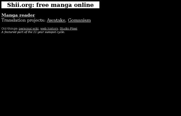 Shii.org: Highest quality Internet since 2004