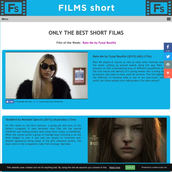 The Best Short Films