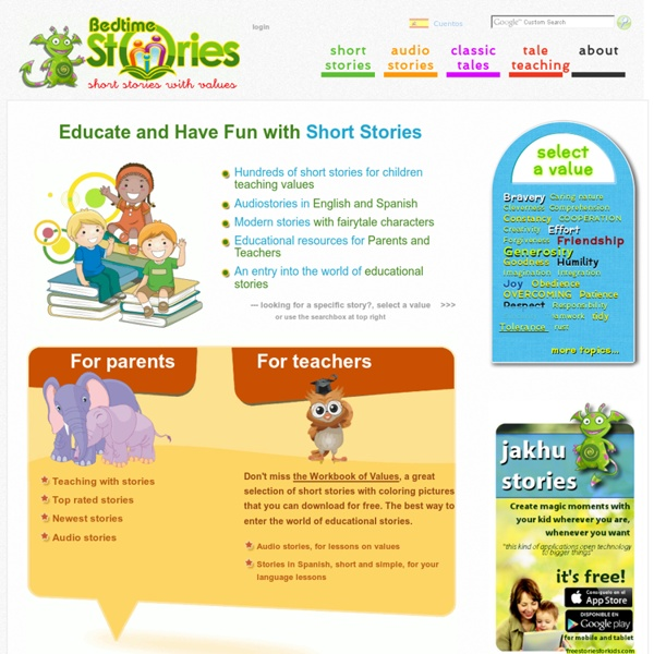 Free Stories For Kids | Pearltrees