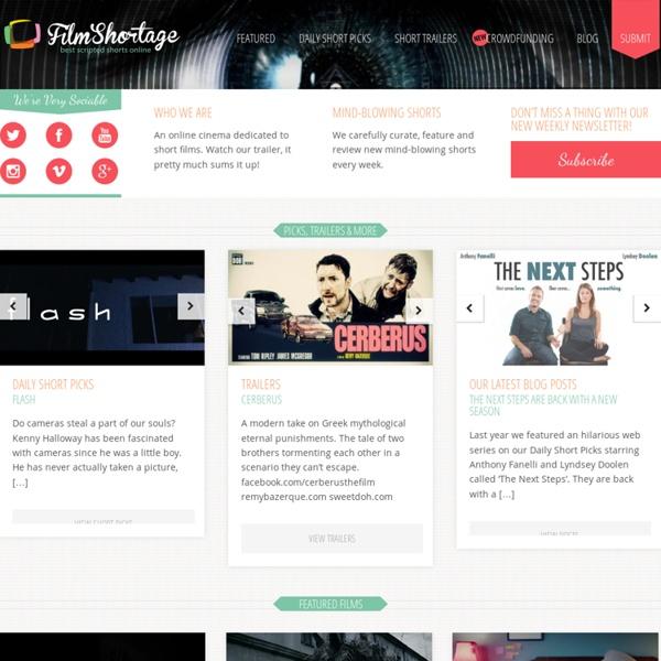 Weekly Online Short Films
