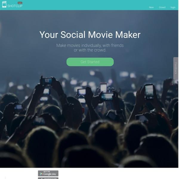 Shotclip: Free Online Video Editor