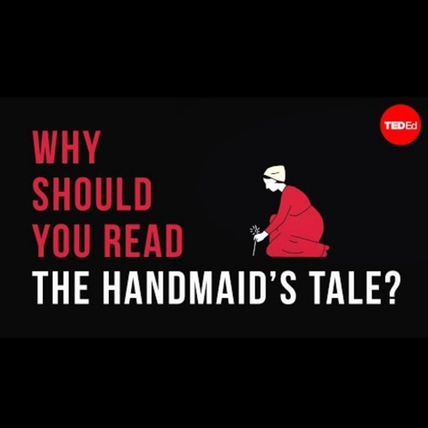 """Why should you read """"The Handmaid's Tale""""? - Naomi R. Mercer"""