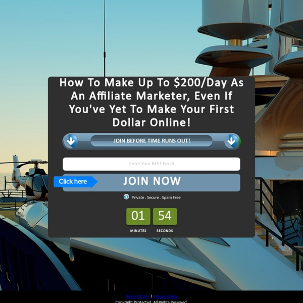 Designing Your Website For Affiliate Marketing