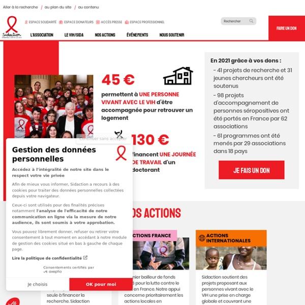 Association de lutte contre le sida