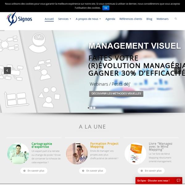 Management et pédagogie visuel Mind Mapping