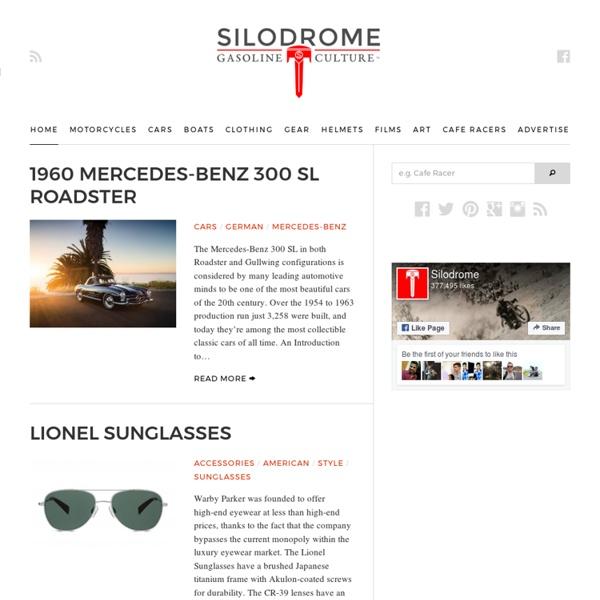 Silodrome - Gasoline Culture