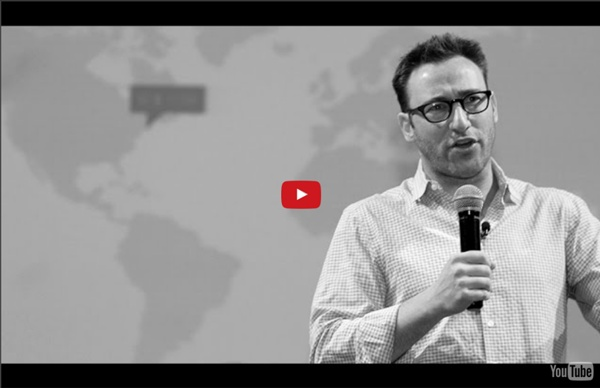 Simon Sinek, Optimist
