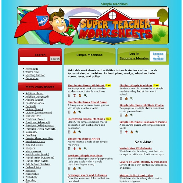Super Teacher Worksheets – Free Super Teacher Worksheets