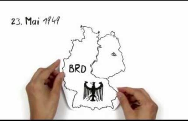 Simpleshow erklärt den Fall der Berliner Mauer