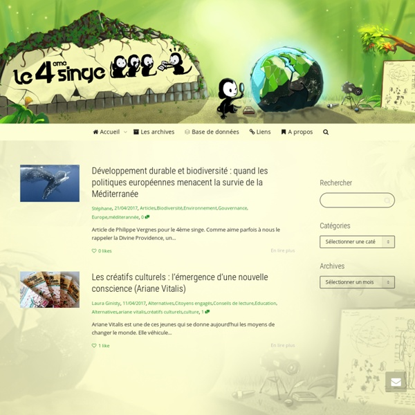 Site d'information alternatif