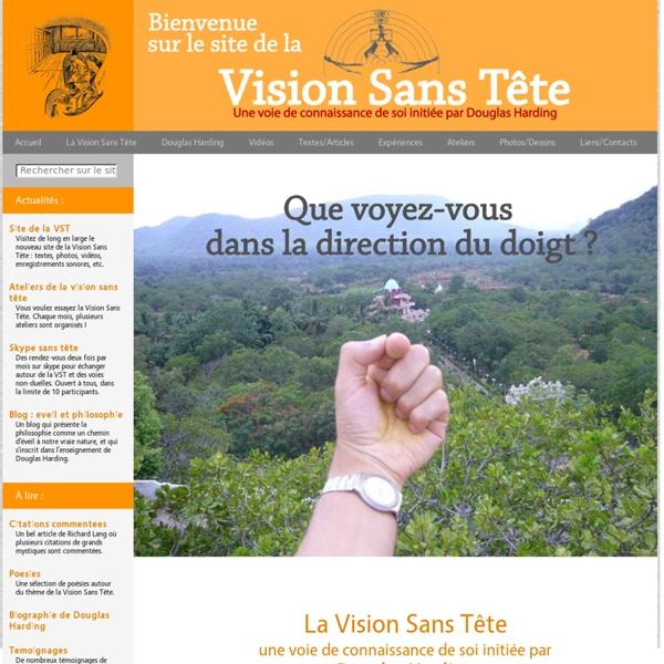 Le site français de la Vision Sans Tête