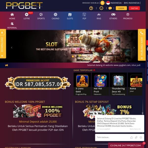 Situs Judi Online Terbaik Dan Terpercaya Ppgbet Com Pearltrees
